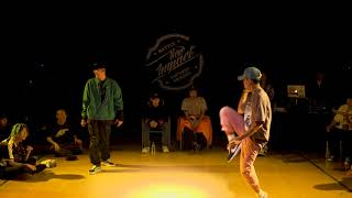 Molla vs G.V / Hiphop Quarter Final / New Impact vol.2