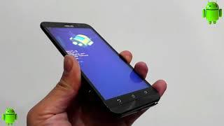 Asus Zenfone z00ud hard reset - intelligent works