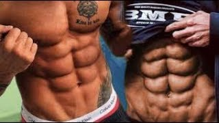 Extreme Top 10 Ripped Abs In The World