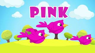 Learning Colors for Kids Funny with sound and names - Learn Smart Kid Colors