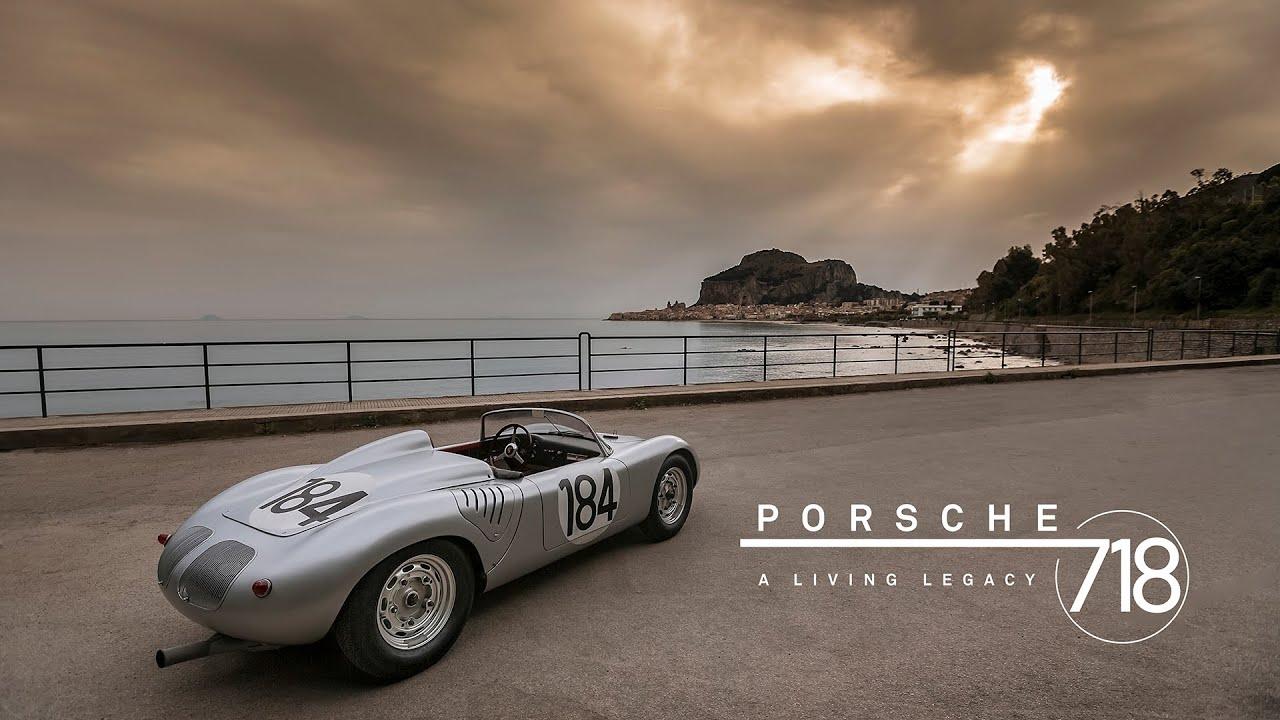 Petrolicious – Porsche 718: A Living Legacy