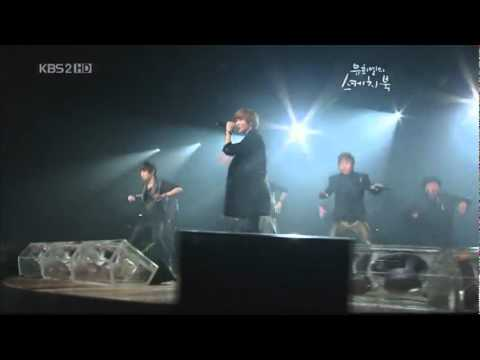 091114 SHINee - Replay and Ring Ding Dong live without JongHyun