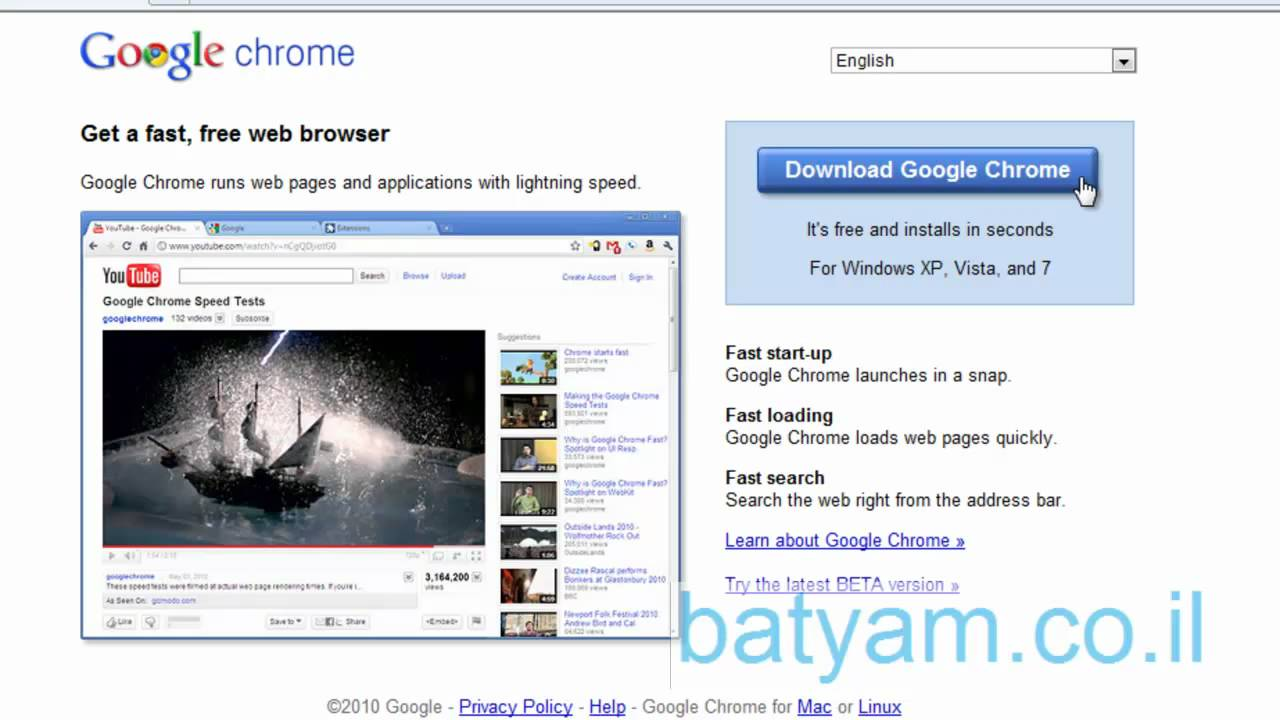 How To Install Google Chrome On Windows 7.mp4