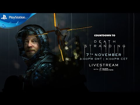 Countdown to Death Stranding
