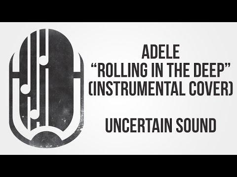 Adele - Rolling in the Deep (Rock Cover, Instrumental / Karaoke)