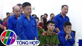 THVL | Đối tượng trùm bảo kê chợ Long Biên khóc nức nở trước tòa