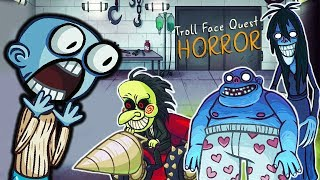 ZATROLILI ALL THE HORROR! A funny game Troll Face Quest Horror from Cool GAMES
