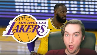 Uhh... Are the Lakers in Trouble?