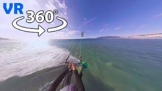 360° VR: Kitesurf en Tarifa #Cádiz360VR