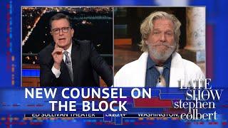 Colbert Interviews Trump's New White House Attorney
