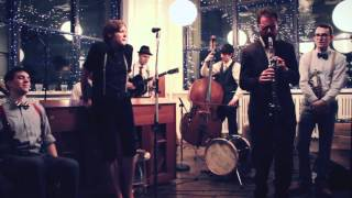 """The Music Playground Presents The Hot Sardines' """"St. James Infirmary"""" Live on PopMatters"""