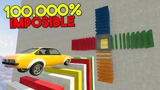 100.000% IMPOSIBLE! SÚPER DIFICIL!! - GTA V ONLINE