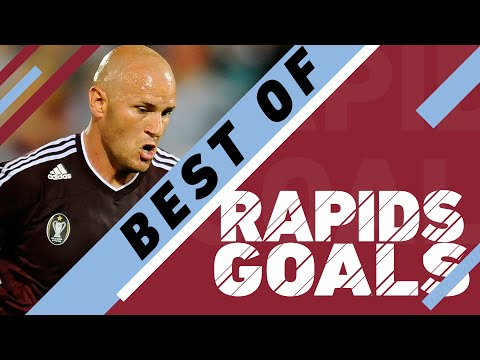Best Goals in Colorado Rapids History
