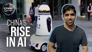China's rise in artificial intelligence | CNBC Reports