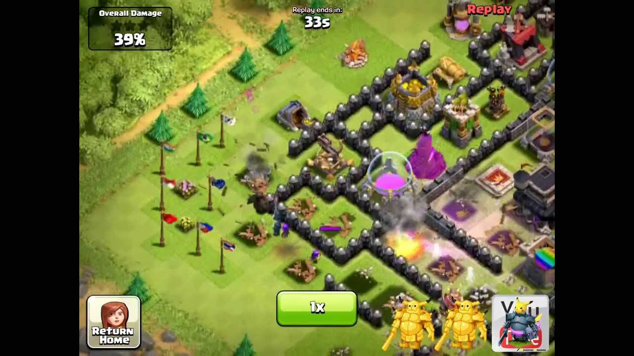 ultra clash of clans - photo #3