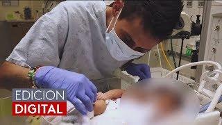 Tras dos meses de luchar por su vida muere el bebé de Marlen Ochoa, la mexicana a quien le sacaron s