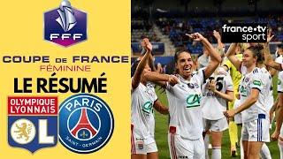 Coupe de France féminine 2020 : Le résumé de OL - PSG