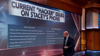 What Dr. Phil Discovered After 10 Days With Phone Woman Claims Is Being Hacked