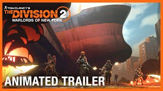 Tom Clancy's The Division 2: Warlords of New York Animated Short | Ubisoft [NA]