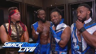 The New Day laugh at The Miz's loss to The Bryant Brothers: SmackDown LIVE, Nov. 27, 2018