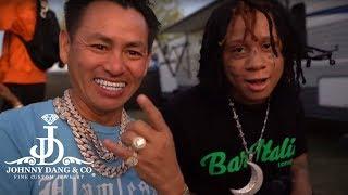 Trippie Redd, Dababy, & Juice Wrld Get New Jewelry With Johnny Dang