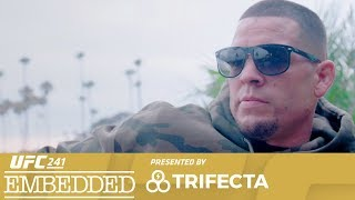 UFC 241 Embedded: Vlog Series - Episode 2