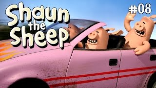 Shaun the Sheep - The Big Chase S2E8 (DVDRip XvID)HD