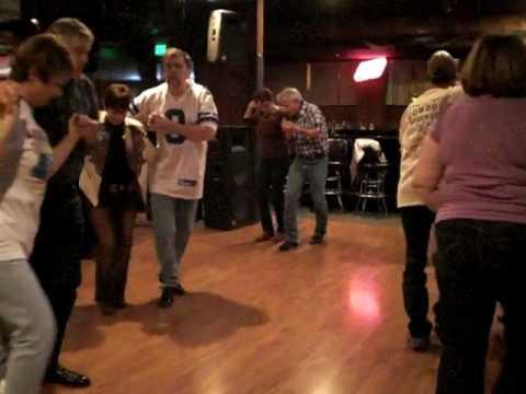 Cowboy Cha Cha Couples Dance Youtube