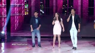 MBC The X Factor - The Five- دنيا سمير غانم - يوم عادي جدأ،الواد ...