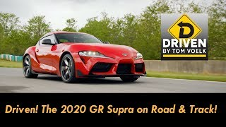 2020 Toyota GR Supra Full Road and Track Review!
