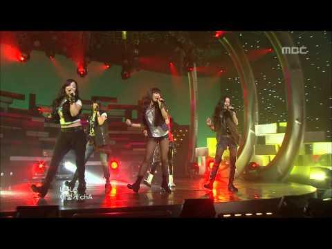 F(X) - LA chA TA, 에프엑스 - 라차타, Music Core 20091017