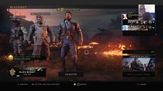CALL OF DUTY BLACK OPS 4 so early in the morning