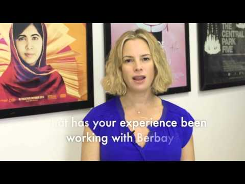 Lisa Callif - How Has Your Experience Been Working With Berbay?