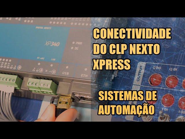 CONECTIVIDADE DO CLP NEXTO XPRESS