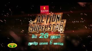 Action Super Star – Jaya tv Program