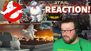 Ghostbusters: Afterlife Movie Clip - Mini Pufts Reaction