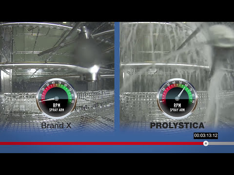Maximize Washing Productivity with Low Foaming Prolystica® Ultra Concentrate HP Detergents