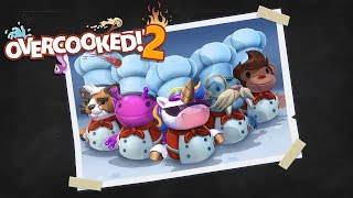 Pre-order Overcooked 2 and get more chefs