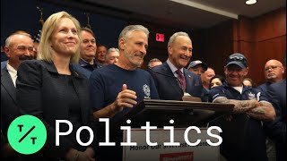 Congress Approves Long-Sought Fund for 9/11 First Responders