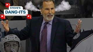 NHL Worst Plays of The Week: What Are You Doing Ref!? | Steve's Dang Its