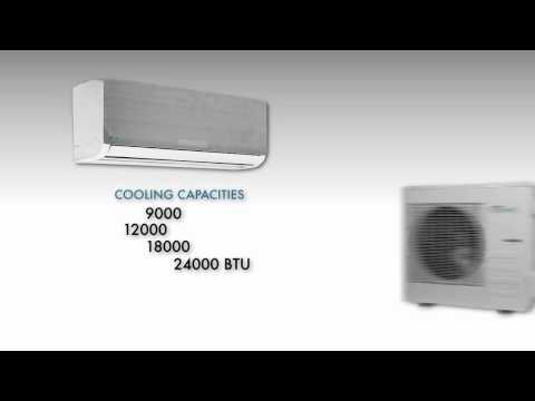 Senville Ductless Air Conditioners