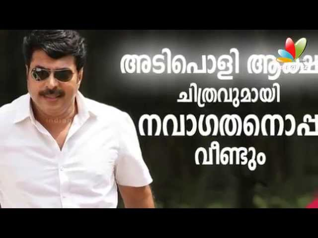 Mammootty Ready to Electrify Fans With 'Rajadhi Raja' I Latest Malayalam Movie News