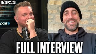 Pat McAfee & Aaron Rodgers Talk Loss To The Buccaneers, Game Of Thrones Casting, And More