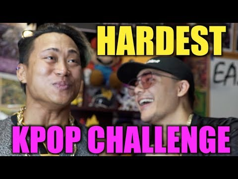 THIS KPOP CHALLENGE IS IMPOSSIBLE WITH @JREKML