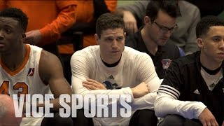 Jimmer Fredette's Journey From Top to Bottom
