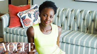 73 Questions with Lupita Nyong'o | Vogue