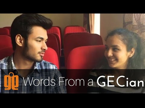 Student Words from Management Student | Geeta Group of Institutions | BBA and MBA Students