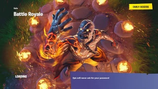 Solo fortnite BR gameplay