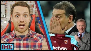 BILIC OUT & MOYES IN AT WEST HAM! MY REACTION - IMO #36