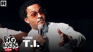 T.I. On ATL 2, Recent Sexual Allegations, Rap Retirement, Fatherhood & More   Big Facts